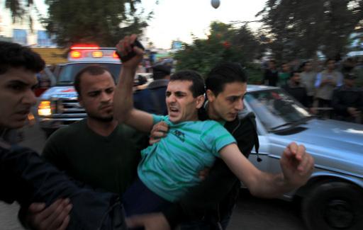 مقتل فلسطيني واصابة ثلاثة برصاص الجيش الاسرائيلي في غزة