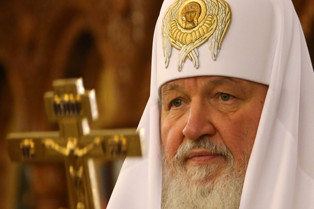 البطريرك الروسي كيريل يعرب عن قلقه من تصاعد الاسلام المتطرف في موسكو