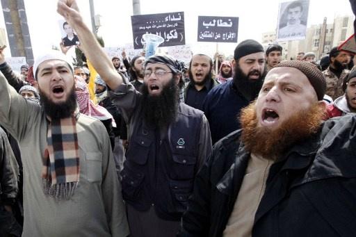 الأمن الأردني يطلق سراح 6 من السلفيين حاولوا التسلل الى سورية سابقاً