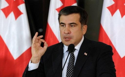الرئيس الجورجي السابق ساكاشفيلي سيعمل في جامعة امريكية ابتداء من العام القادم