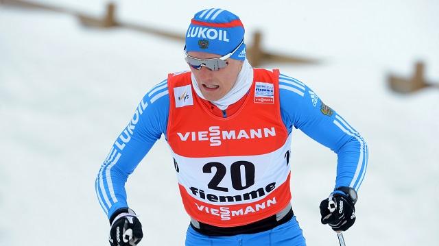 الروسي كريوكوف يفوز بذهبية سباق التزلج السريع