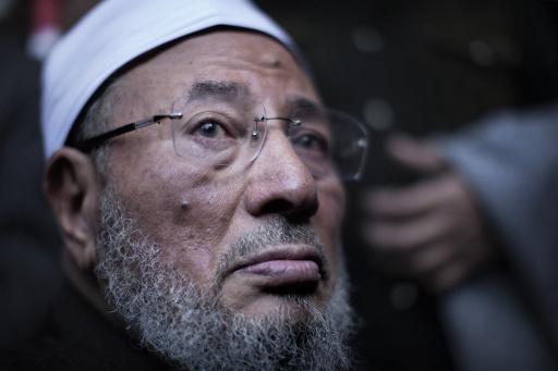 القرضاوي يستقيل من مجمع البحوث الاسلامية