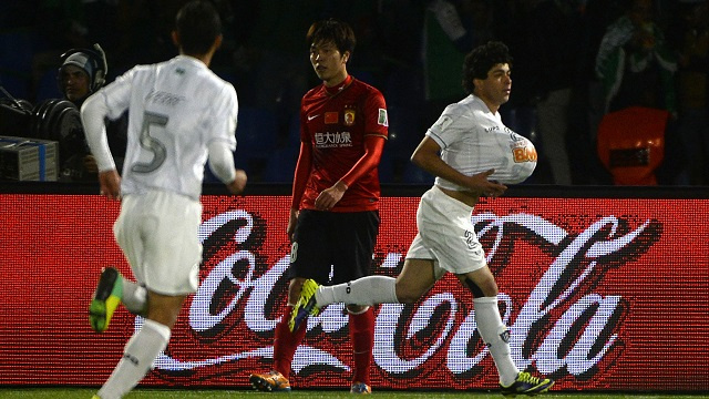 اتليتيكو مينيرو ثالثا في مونديال الأندية 2013 في المغرب