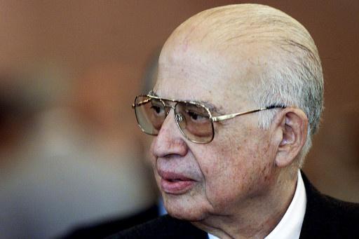 وفاة امين عام الجامعة العربية الاسبق عصمت عبد المجيد
