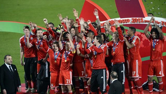بايرن ميونيخ بطلاً لمونديال الأندية 2013 في المغرب
