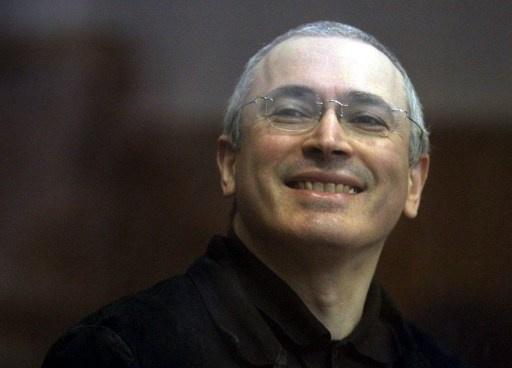 الكرملين: خودوركوفسكي حُرٌ في العودة إلى روسيا في أي وقت يشاء