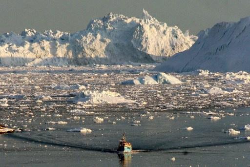 اليابان تقوم بالتنقيب عن النفط في منطقة القطب الشمالي