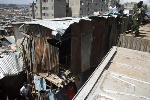 6 جرحى على الاقل في خروج قطار شحن عن مساره في نيروبي