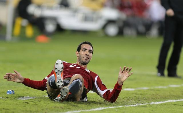 رسميا... محمد أبو تريكة يعتزل كرة القدم