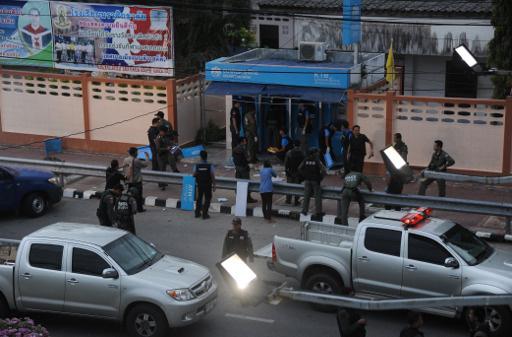 اصابة 27 شخصا في سلسلة تفجيرات بتايلاند