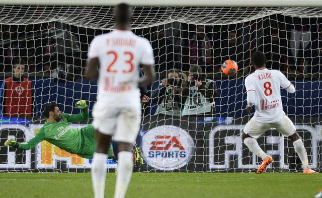 الدوري الفرنسي.. ليل يفرض التعادل الإيجابي على باريس سان جيرمان