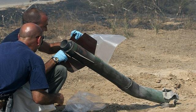 إطلاق صاروخ من غزة على جنوب إسرائيل ولا خسائر بشرية أو مادية