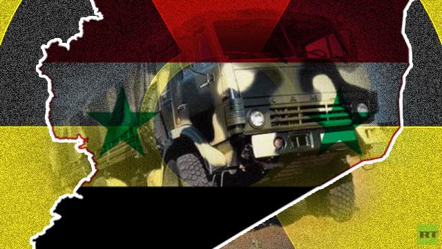 موسكو تسلم دمشق 75 شاحنة لضمان أمن نقل الأسلحة الكيميائية الى خارج سورية وتدميرها