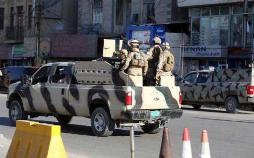 مقتل 5 صحفيين عراقيين في هجوم مسلح على مقر قناة تلفزيونية في تكريت