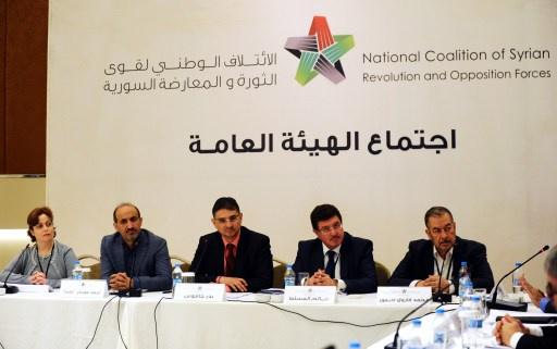 الائتلاف السوري المعارض يتخذ قراره حول المشاركة في جنيف-2 في مطلع يناير
