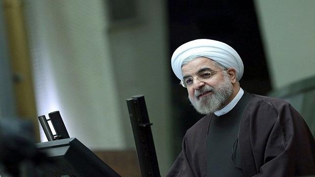 روحاني: نسعى لتحسين علاقاتنا مع أوروبا والولايات المتحدة