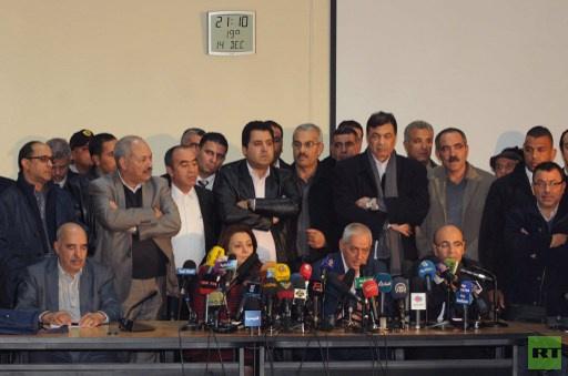 العد التنازلي لاستقالة حكومة علي العريض يبدأ الاربعاء 25 ديسمبر