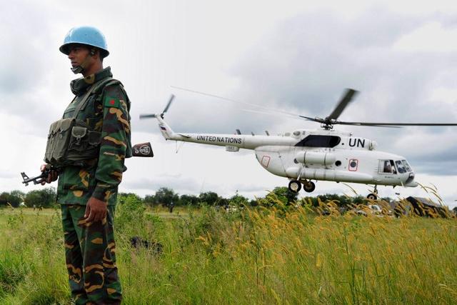 مشروع قرار أمريكي في مجلس الأمن لتعزيز البعثة الأممية في جنوب السودان