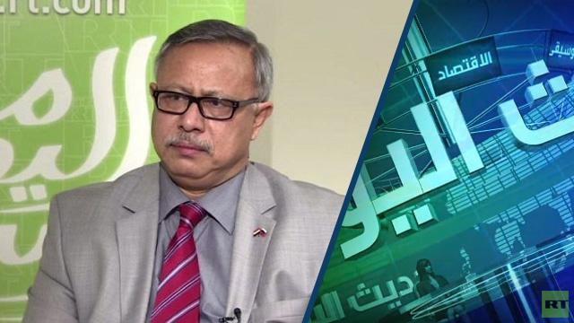 عبدالعزيز صالح بن حبتور: تباطؤ القوى السياسية في إيجاد حل مناسب للأزمة يترك فراغا للقوى المناوئة للجميع
