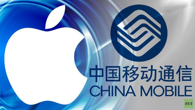 شركة آبل تخترق السوق الصينية