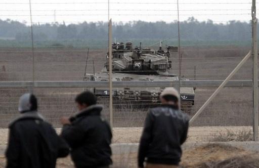 مقتل إسرائيلي برصاص قناص من جانب شمال قطاع غزة