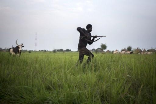 العثور على مقبرة جماعية جنوب السودان تضم رفاة 57 شخصا يرجح انهم من قبيلة الدينكا