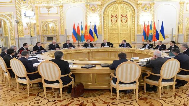 خارطة طريق لانضمام أرمينيا إلى الاتحاد الجمركي والفضاء الاقتصادي الموحد