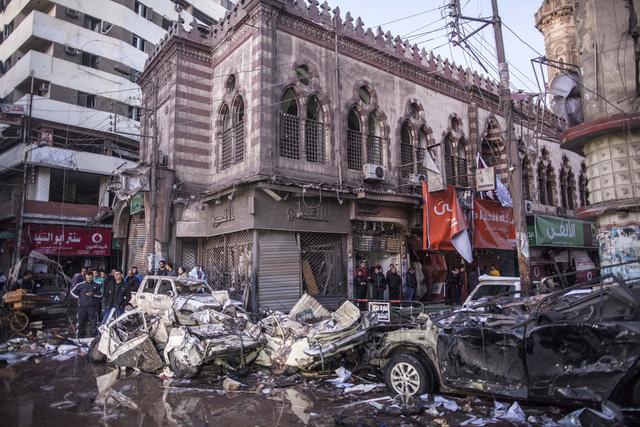 موسكو تدين العملية الإرهابية في المنصورة بمصر