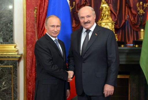 بوتين: على روسيا وبيلاروس أن تتعاونا بشكل أوثق على الساحة الدولية