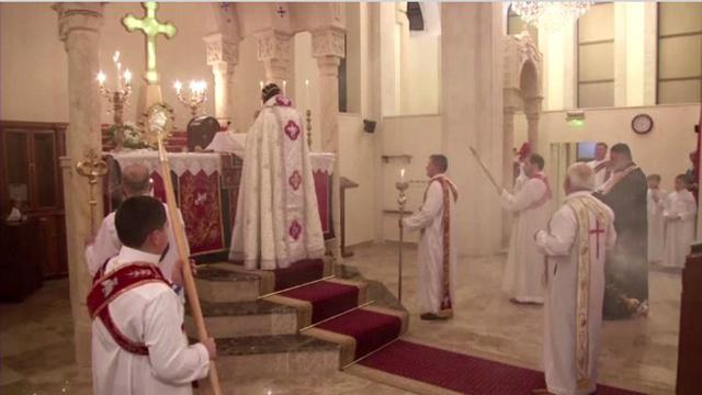 بالفيديو... احتفالات مسيحيي الأردن بأعياد الميلاد