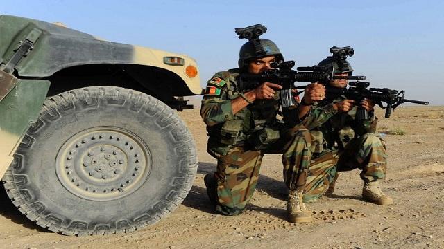 مقتل 16 مسلحا من طالبان بعملية نفذتها القوات الأفغانية