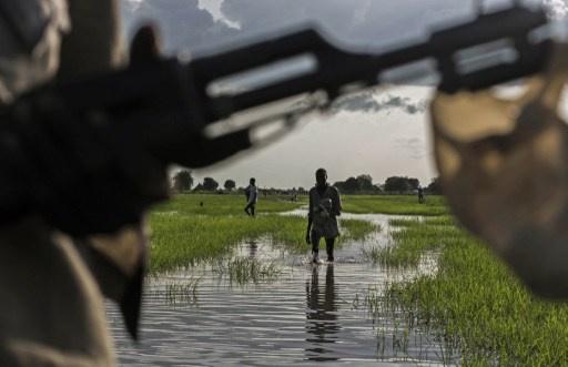 اشتباكات عنيفة بين قوات جنوب السودان والمتمردين في مدينة ملكال