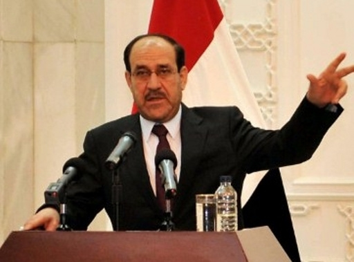 المالكي يتعهد بالاستمرار في ملاحقة المسلحين في صحراء الأنبار