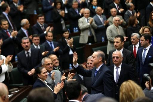 نائب برلماني ينسحب من حزب أردوغان