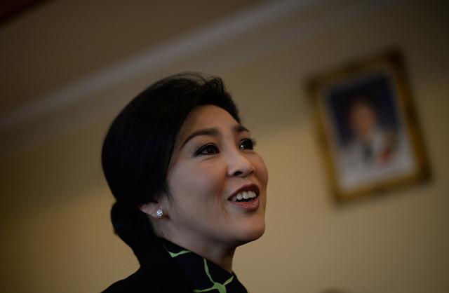 رئيسة الوزراء التايلاندية تقترح خطة للإصلاح