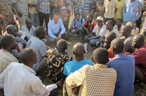 الأمم المتحدة: الوكالات الإنسانية تحتاج إلى 166 مليون دولار لتلبية احتياجات سكان جنوب السودان