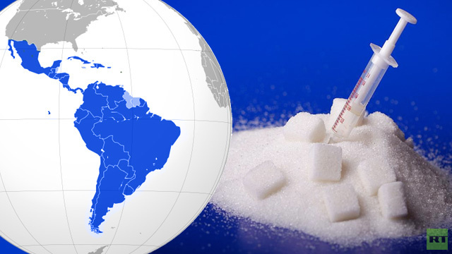 علماء يكتشفون سبب ضعف سكان أمريكا اللاتينية أمام السكري
