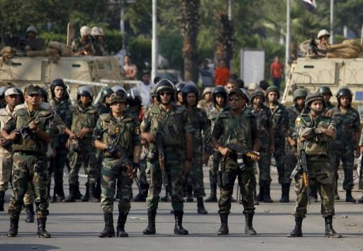 الحكومة المصرية تؤكد وجود خطة أمنية بعد إعلان