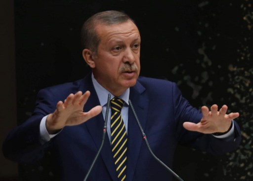 أردوغان يرى في فضيحة الفساد استهدافا له