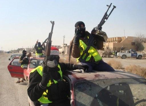 مقتل 5 أفراد من قوات الصحوة في هجوم بصلاح الدين واستهداف مطار بغداد بصواريخ