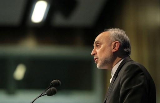 صالحي يعلن عن استعداد إيران لبدء إنتاج جيل جديد من أجهزة الطرد المرکزي
