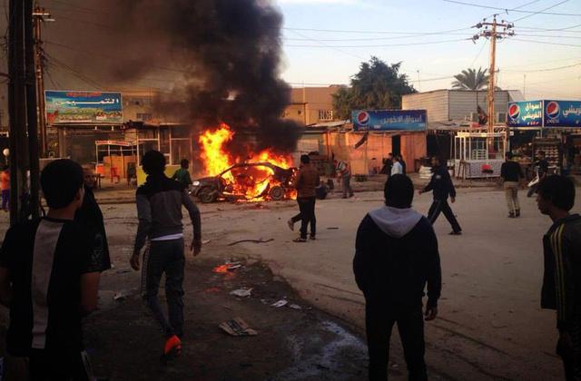 مقتل 34 شخصا بعدة تفجيرات في العراق