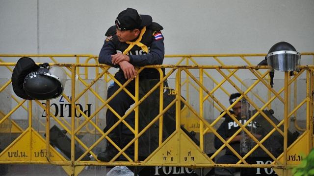 مقتل شخصين وإصابة 143 آخرين في اشتباكات بين متظاهرين وقوات الأمن في بانكوك