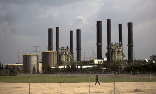نفاد الوقود يوقف محطة كهرباء غزة كليا