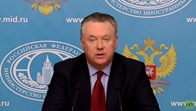 الخارجية الروسية: نستغرب إصرار سلطات كييف على رفض المصالحة الوطنية في أوكرانيا