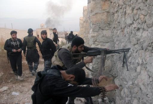 الجيش السوري يعلن القضاء على عشرات المسلحين بين بلدتي معلولا والقسطل