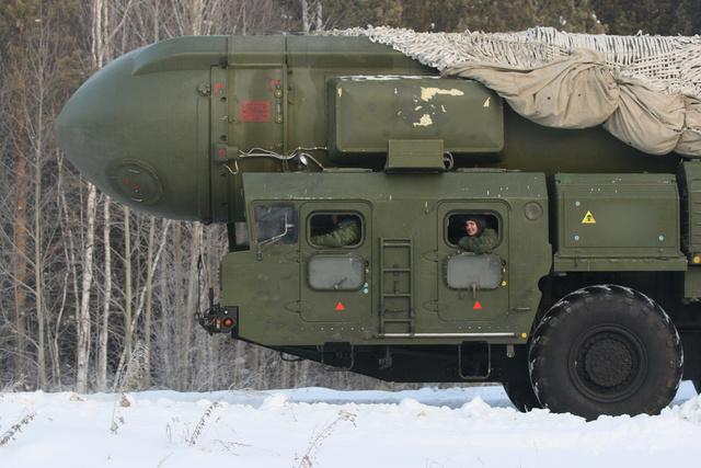 إطلاق ناجح لصاروخ