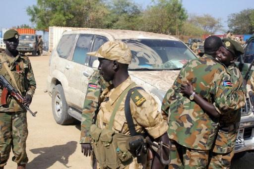وصول 72 رجل شرطة من قوات حفظ السلام إلى جنوب السودان
