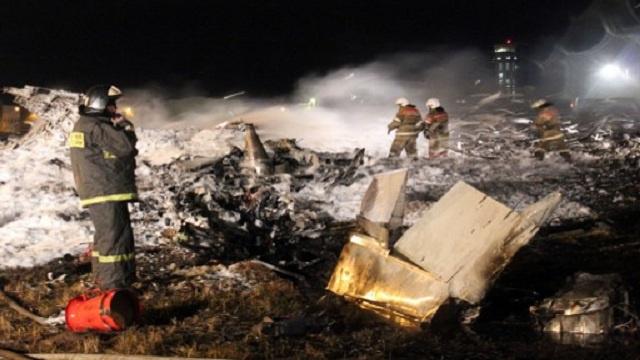 حصاد العام... أهم حوادث الطيران في العالم