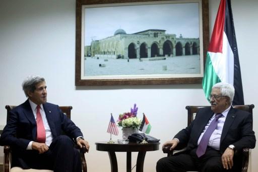 مسؤول فلسطيني: كيري يعود إلى الشرق الأوسط الأسبوع المقبل